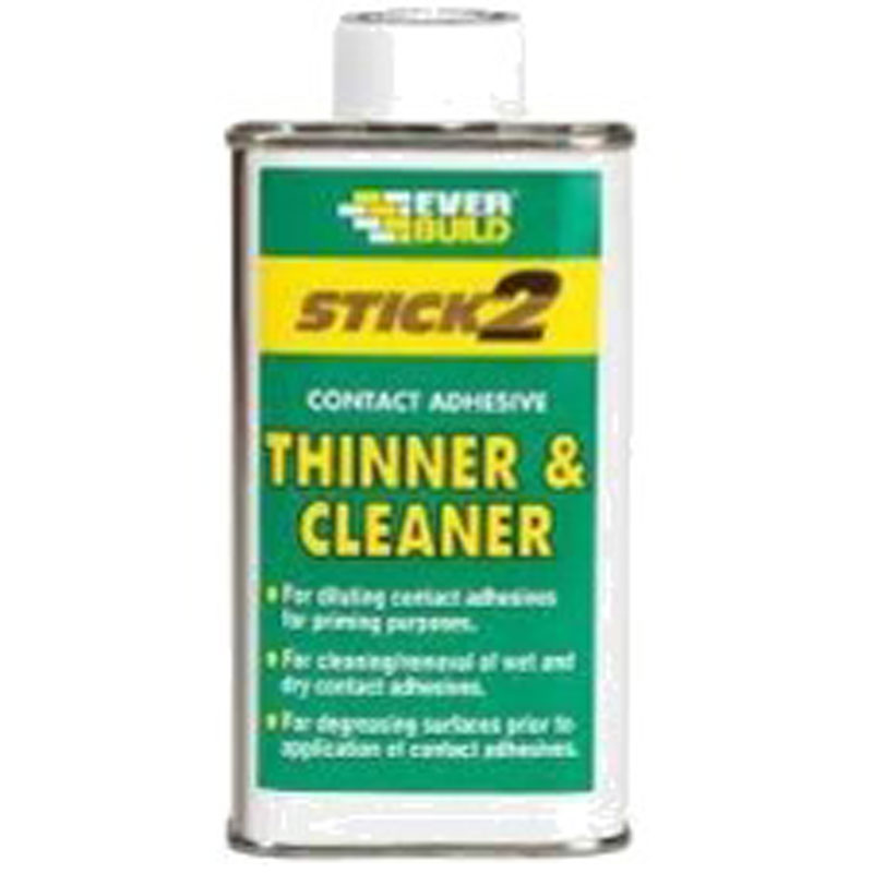 Contact Adhesive Thinner and Cleaner
