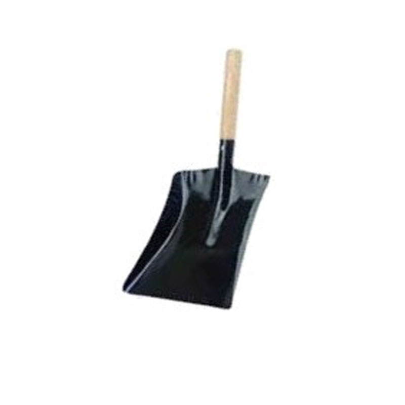 Black Enamel Dustpan