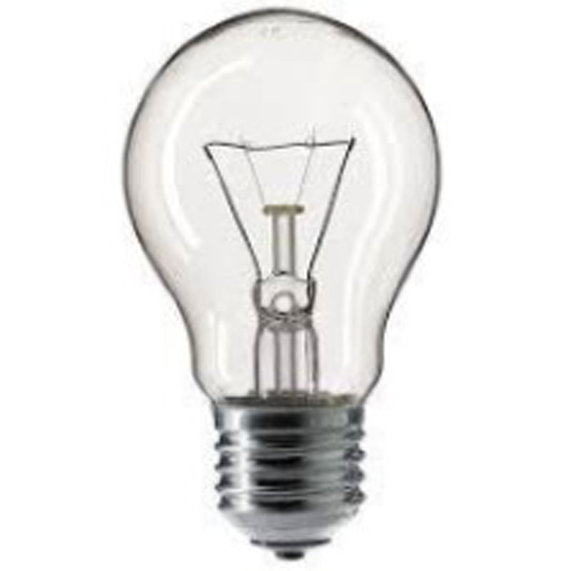 110v 60w Eddison Screw Bulb