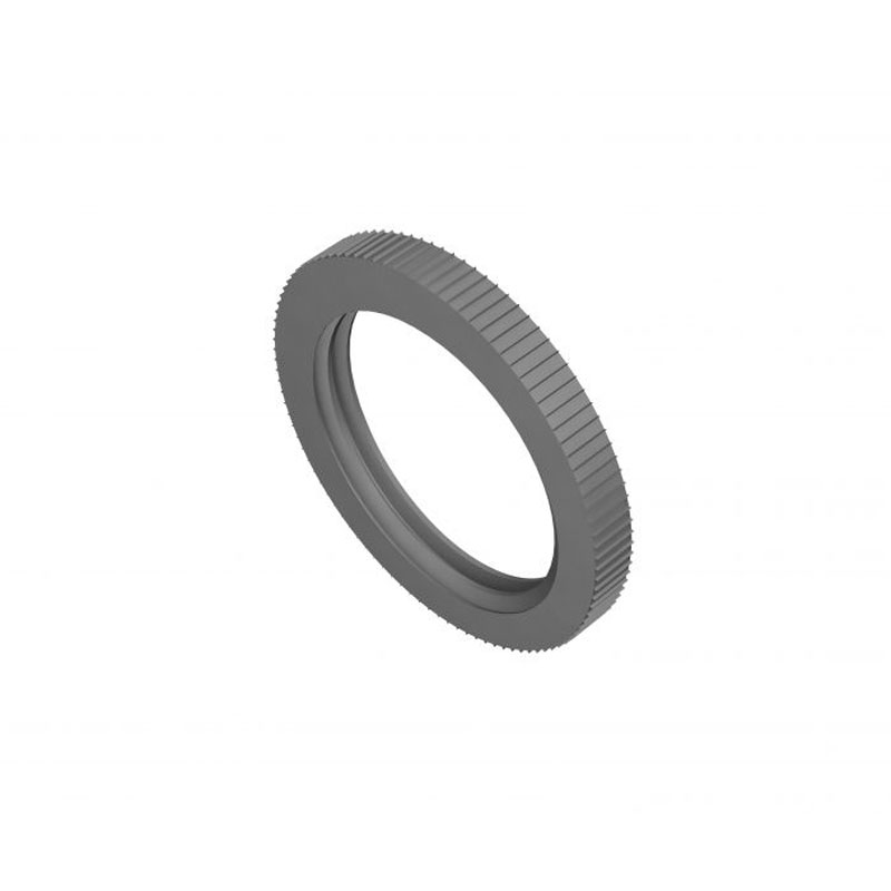 Milled Edge Lockring