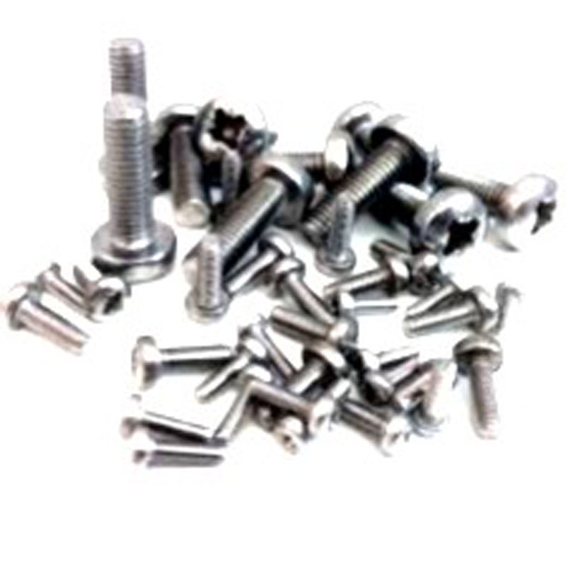 M6x10 Countersunk Slotted Machine Screw