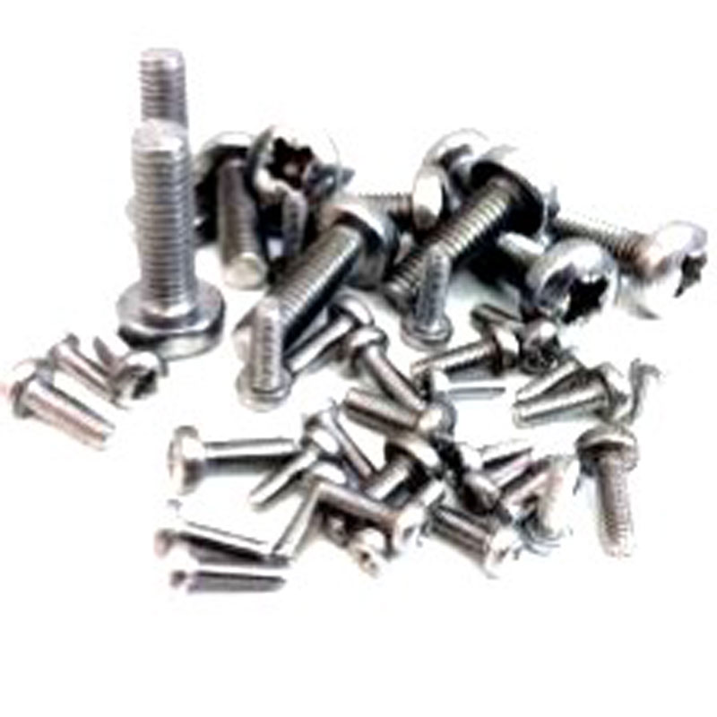 M3x6 Pan Slotted Machine Screw