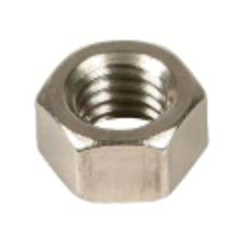 M6 A2 Stainless Steel Full Nuts