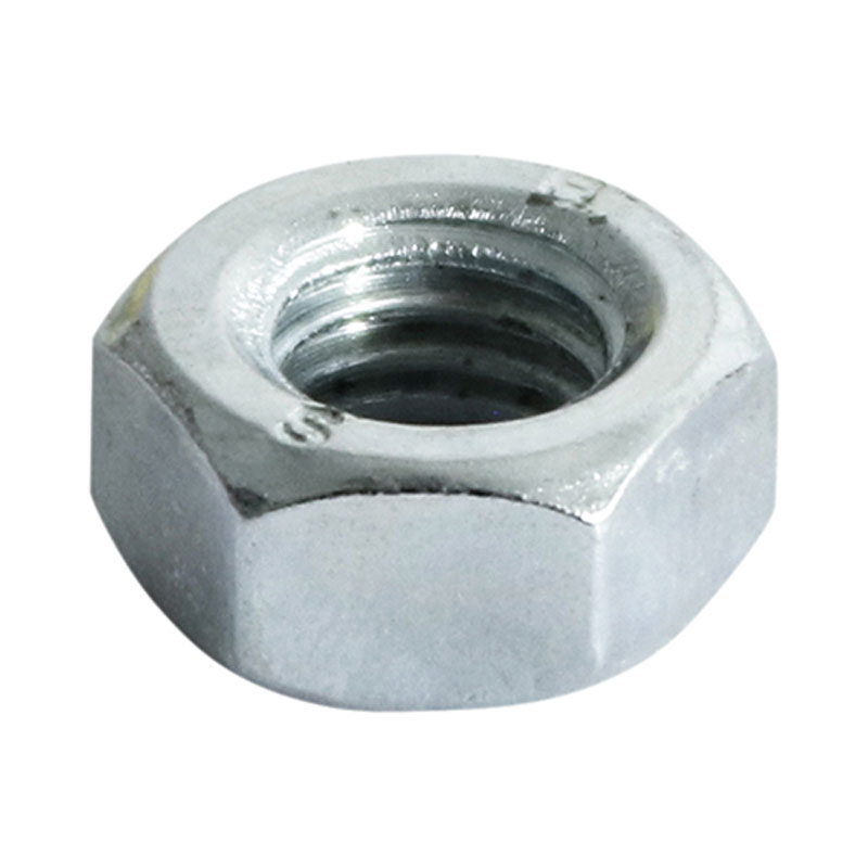 M4 Full Nuts Zinc Plated