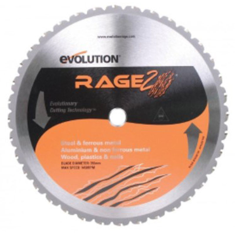 355mm Rage TCT Multi Purpose Blade