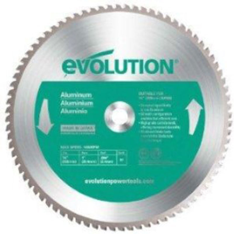 355mm Raptor TCT Aluminium Cutting Blade
